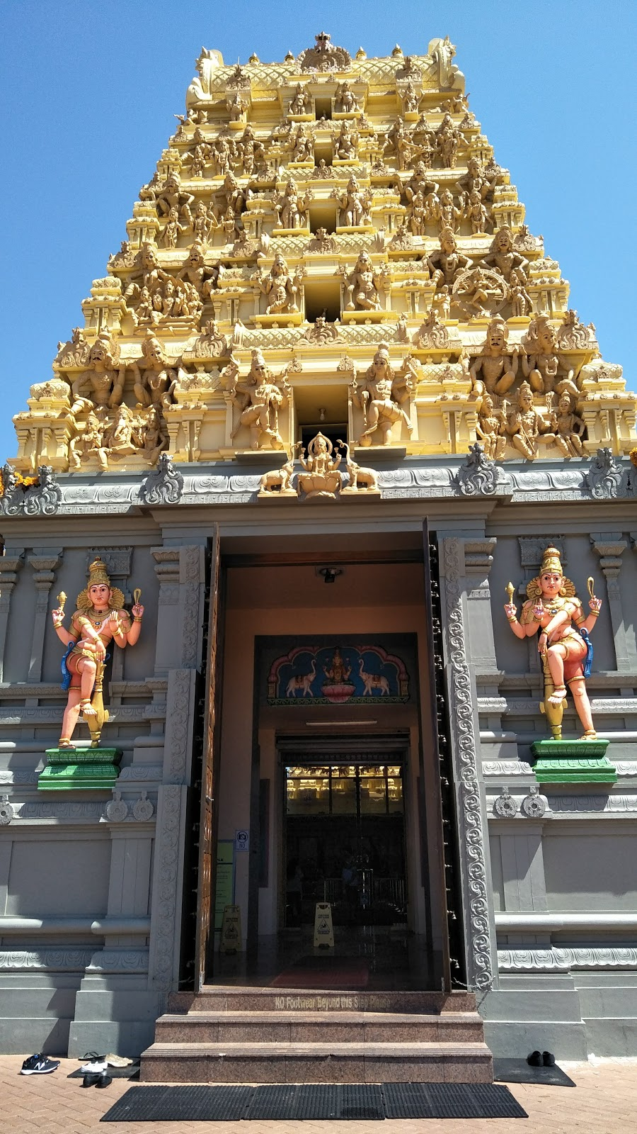 Perth Hindu temple Canteen   restaurant   Canning Vale WA 6155, Australia
