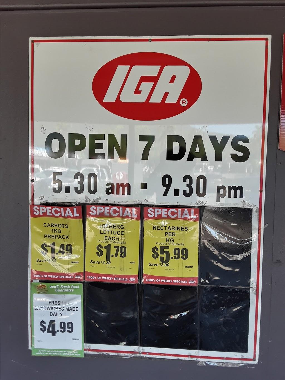 IGA | atm | Charlotte Cl, Woree QLD 4868, Australia | 0740547711 OR +61 7 4054 7711
