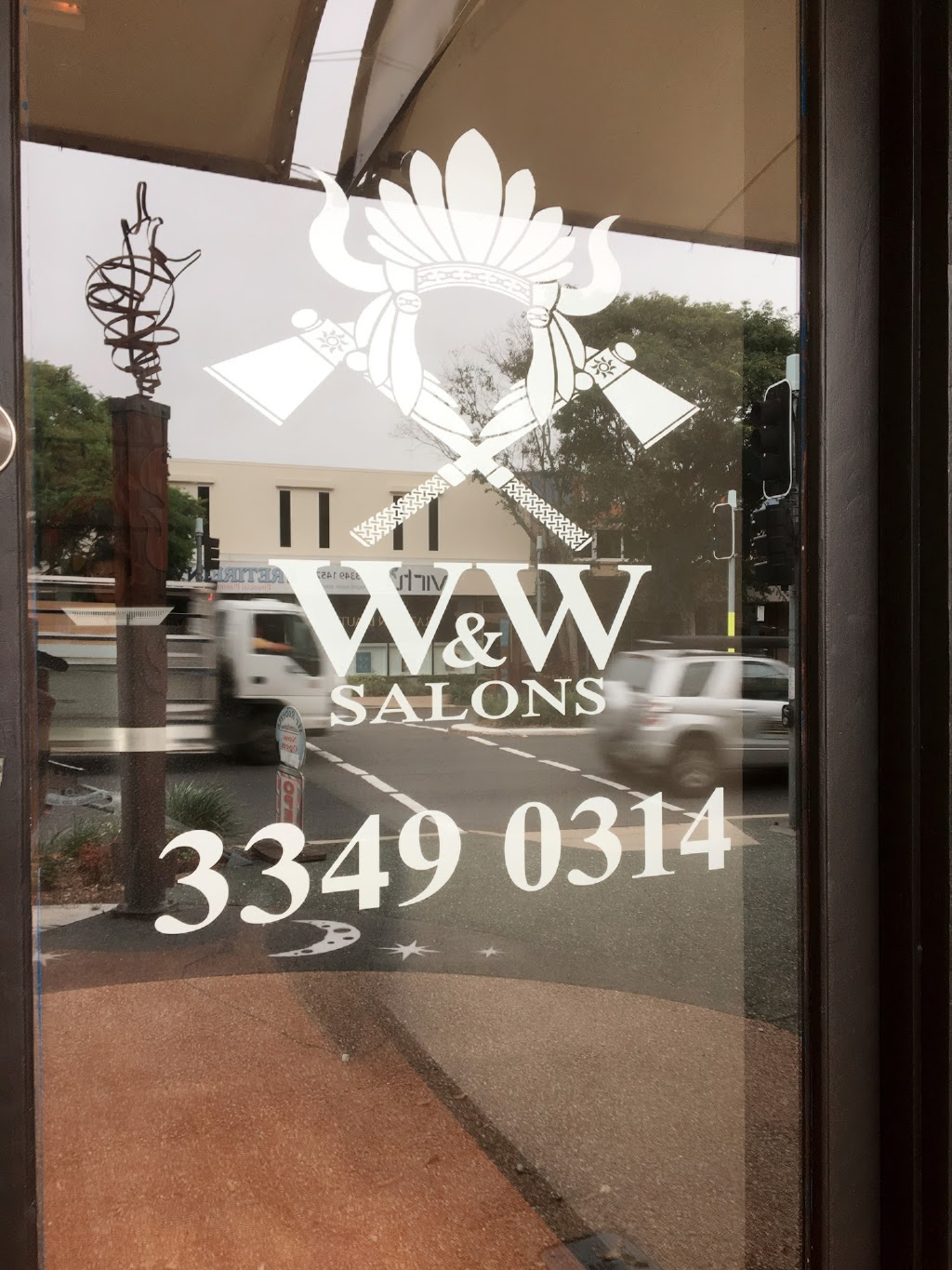 W&W Salons - Webster & Wood Hairdressers | hair care | 2/1401 Logan Rd, Mount Gravatt QLD 4122, Australia | 0733490314 OR +61 7 3349 0314