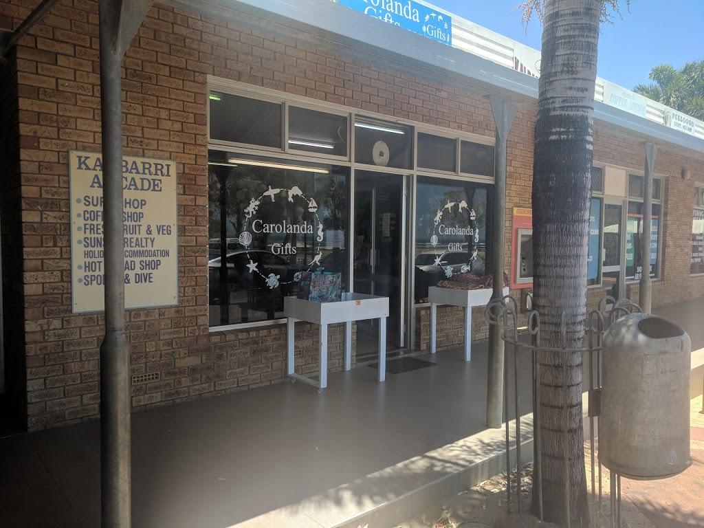Carolanda Gift Shop | store | 28 Grey St, Kalbarri WA 6536, Australia | 0899372230 OR +61 8 9937 2230