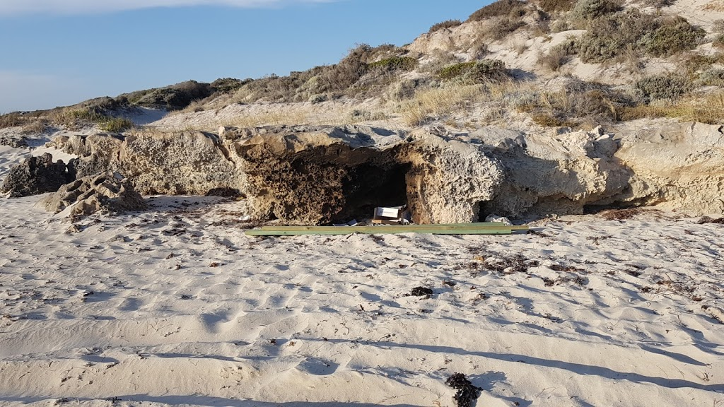 Fire drum | park | Breton Bay WA 6043, Australia