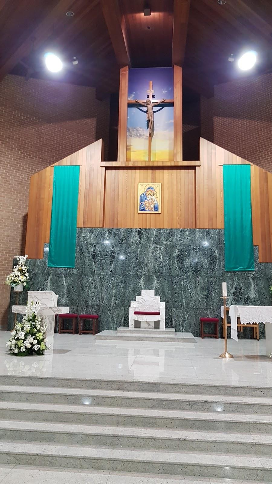 Our Lady of Mt Carmel | church | 230 Humphries Rd, Bonnyrigg NSW 2177, Australia | 0296101025 OR +61 2 9610 1025