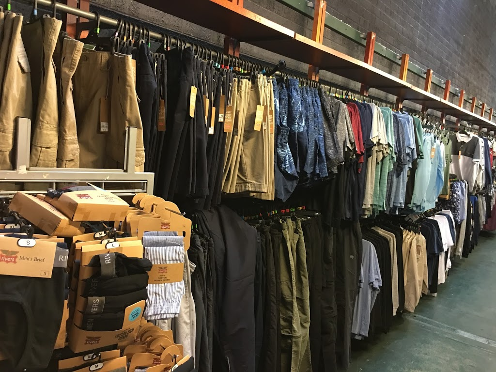 Rivers Australia | clothing store | 291/295 Wyndham St, Shepparton VIC 3630, Australia | 0387841720 OR +61 3 8784 1720
