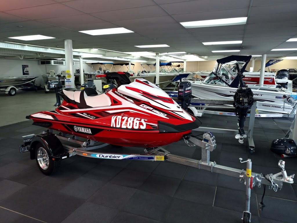 Yamaha Pitmans Marine | store | 420 Main N Rd, Blair Athol SA 5084, Australia | 0883497599 OR +61 8 8349 7599