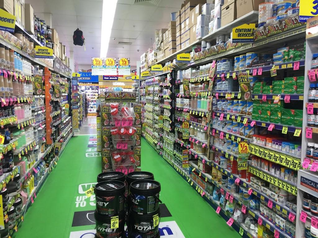Chemist Warehouse Campbelltown | pharmacy | Tenancy S12 Marketfair Shopping Centre Cnr Kellicar and Narellan Roads, Campbelltown NSW 2560, Australia | 0246253411 OR +61 2 4625 3411