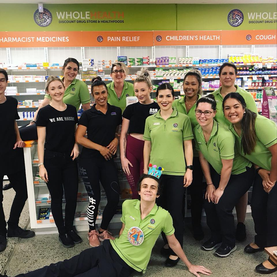 WholeLife Pharmacy and Healthfoods Barr St | pharmacy | Barr St Markets, 1/532 Mulgrave Rd, Earlville QLD 4870, Australia | 0742424610 OR +61 7 4242 4610