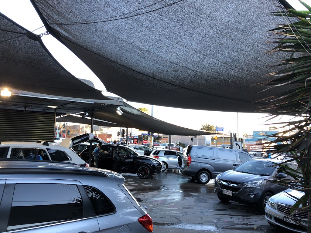 Magic Hand Carwash - North Melbourne | car wash | 18-42 Racecourse Rd, North Melbourne VIC 3051, Australia | 0396009170 OR +61 3 9600 9170