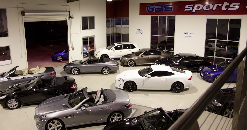 Gas Sports Cars Pty Ltd | car dealer | 18 Bimbil St, Albion QLD 4010, Australia | 0732622221 OR +61 7 3262 2221