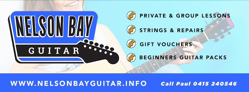Nelson Bay Guitar | electronics store | 12 Eucalyptus Dr, One Mile NSW 2316, Australia | 0415240546 OR +61 415 240 546