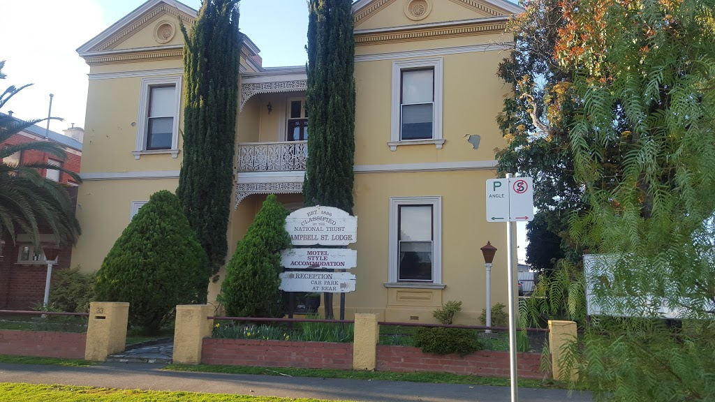 Campbell St Lodge   lodging   33 Campbell St, Castlemaine VIC 3450, Australia   0354723477 OR +61 3 5472 3477