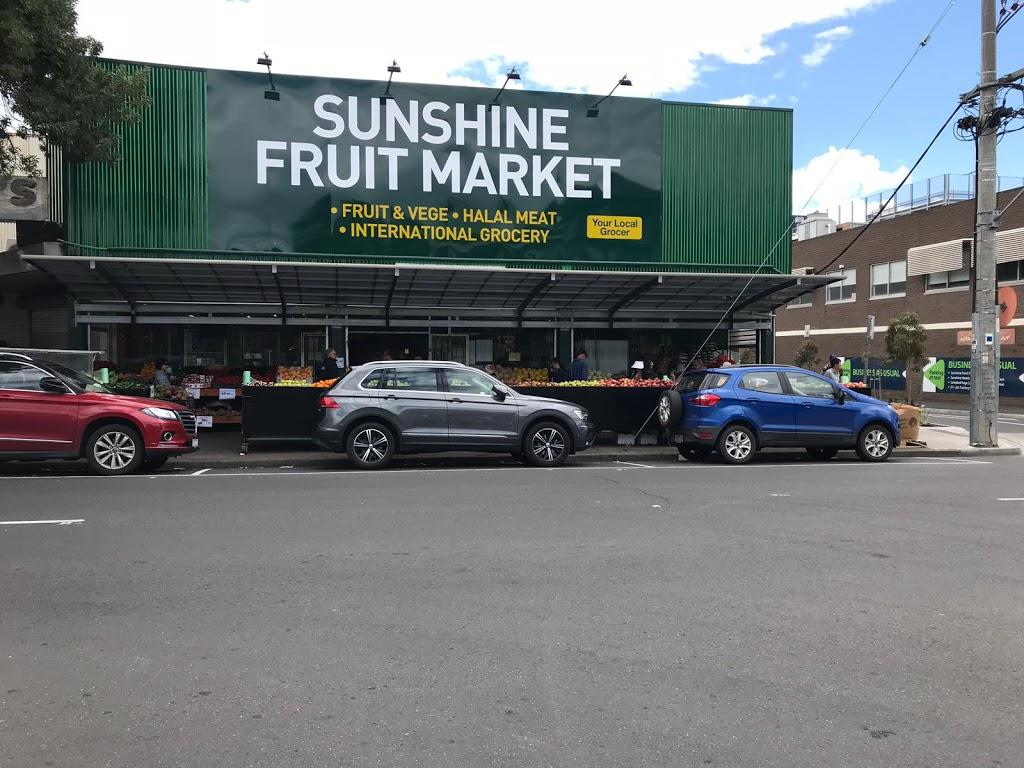 Sunshine Fruit Market   store   21C Devonshire Rd, Sunshine VIC 3020, Australia   0380882488 OR +61 3 8088 2488