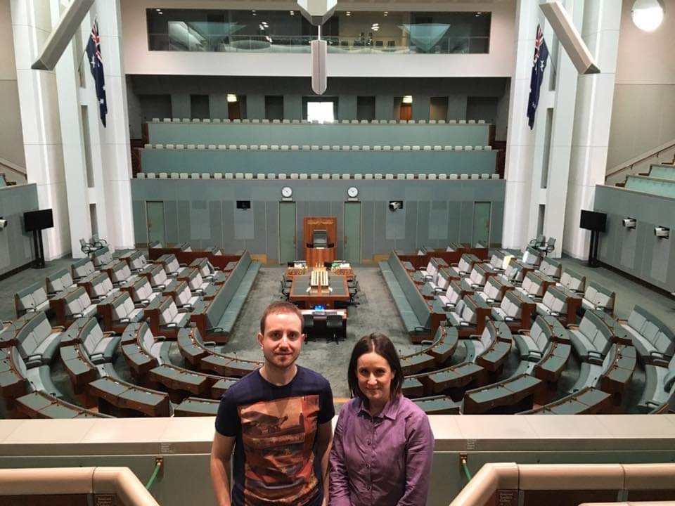 Parliament of Australia | museum | Parliament Dr, Canberra ACT 2601, Australia