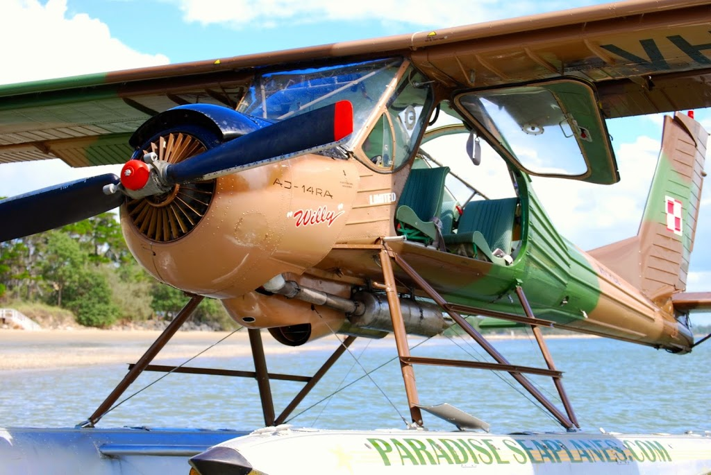 Paradise Seaplanes | airport | 142 Bradman Ave, Maroochydore QLD 4558, Australia | 0437719088 OR +61 437 719 088