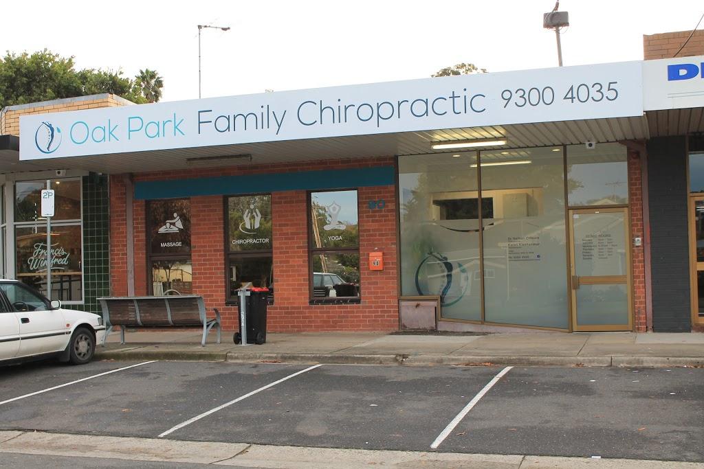 Oak Park Family Chiropractic | gym | 90 Winifred St, Oak Park VIC 3046, Australia | 0393004035 OR +61 3 9300 4035