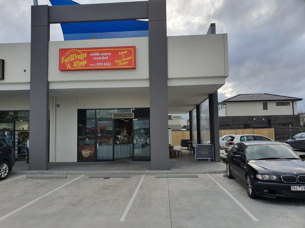 Fat Wraps and Wings | meal takeaway | Shop 9/53 Mosaic Dr, Lalor VIC 3075, Australia | 0391918653 OR +61 3 9191 8653