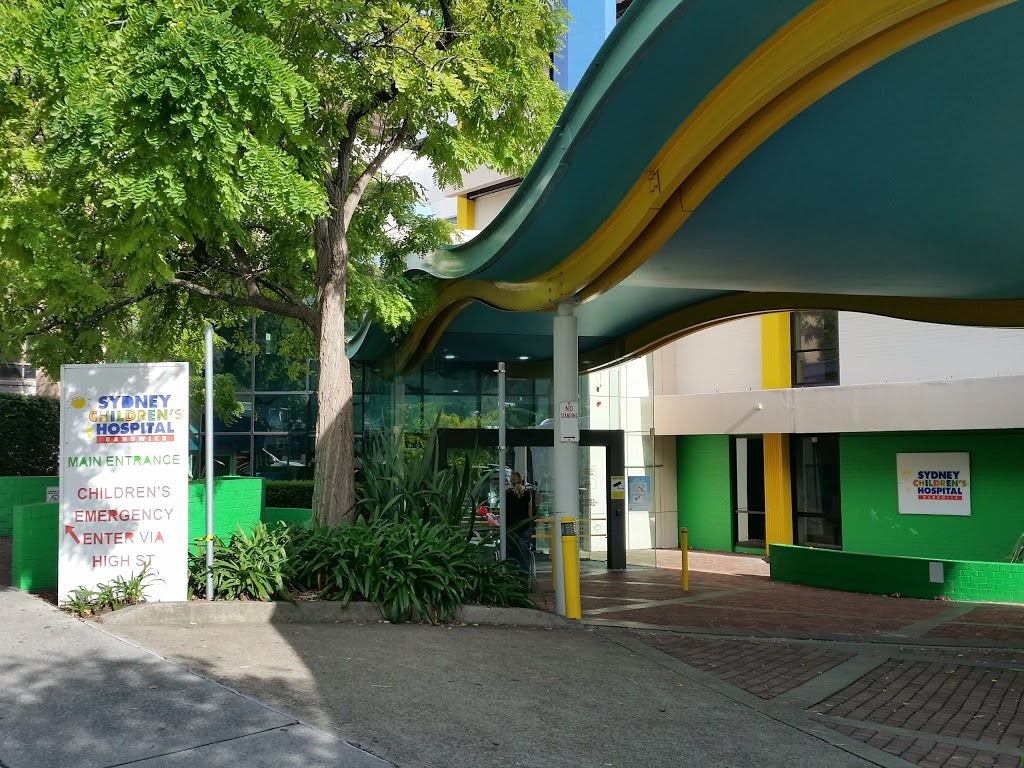 Sydney Children S Hospital High St Randwick Nsw 2031 Australia