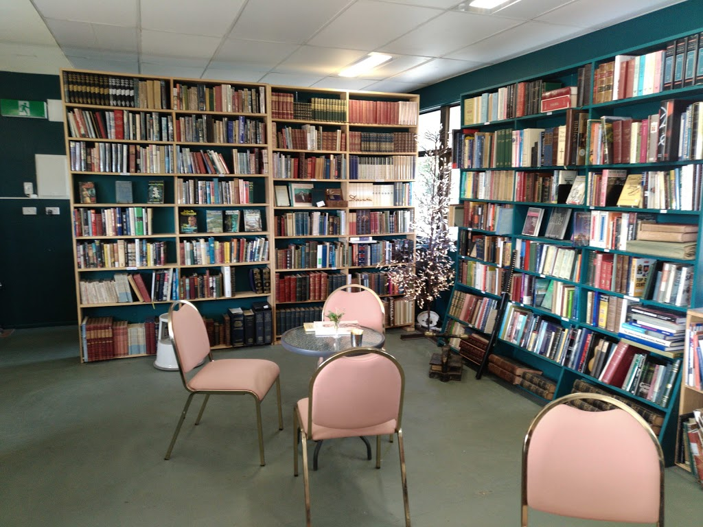 Beyond Q Books, Bar & Barista | book store | 7/11 Brierly St, Weston ACT 2611, Australia | 0261623999 OR +61 2 6162 3999