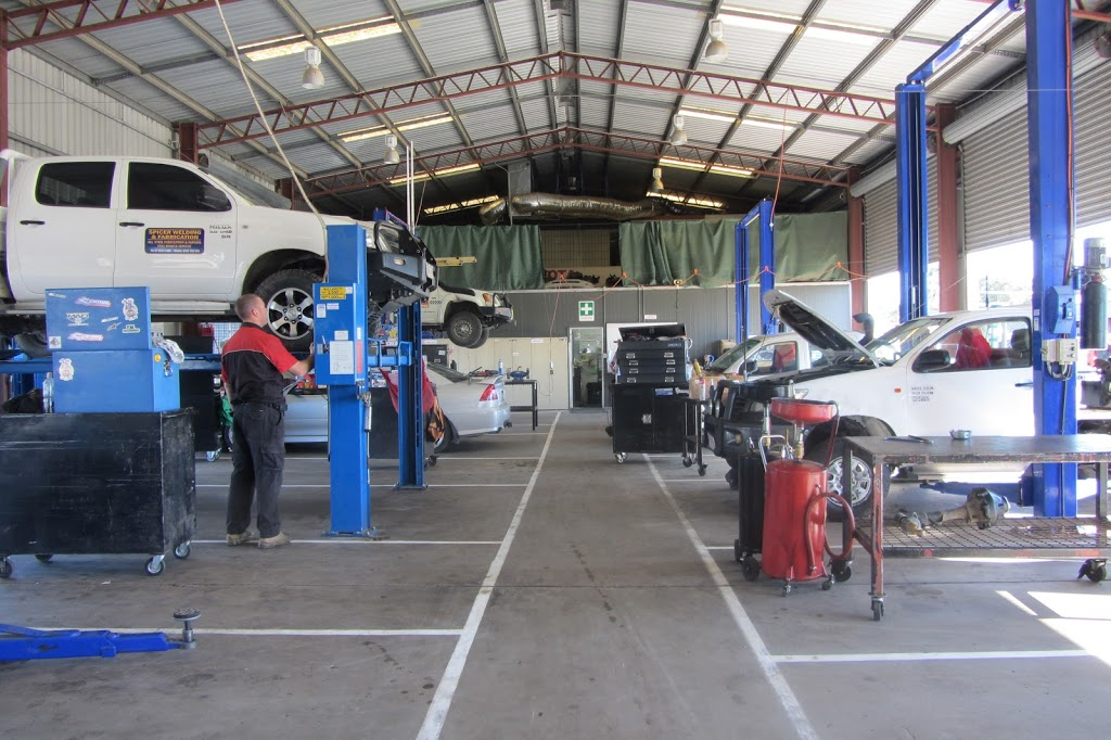 Tait Auto Group | car dealer | 54 Russell St, Goondiwindi QLD 4390, Australia | 0746717300 OR +61 7 4671 7300