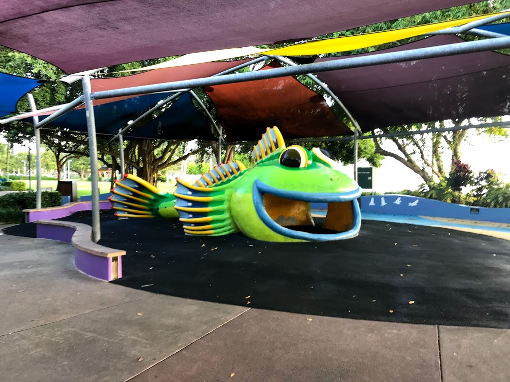 Esplanade BBQ - Egret | park | Esplanade, Cairns Region QLD 4870, Australia | 0740443715 OR +61 7 4044 3715