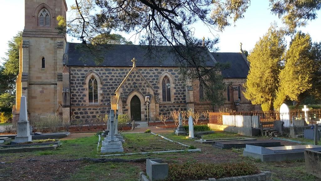 St John The Baptist Church | church | 7 Anzac Park, Reid ACT 2612, Australia