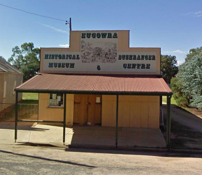 Eugowra Historical Museum | museum | 13 Pye St, Eugowra NSW 2806, Australia | 0268592218 OR +61 2 6859 2218