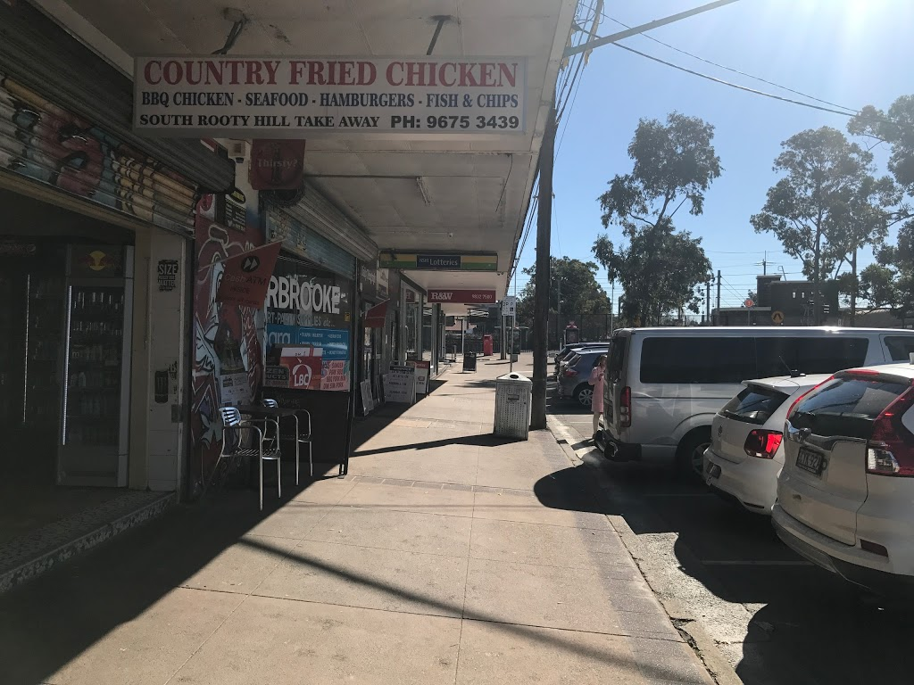 Country Fried Chicken   restaurant   12 Rooty Hill Rd S, Rooty Hill NSW 2766, Australia   0296753439 OR +61 2 9675 3439