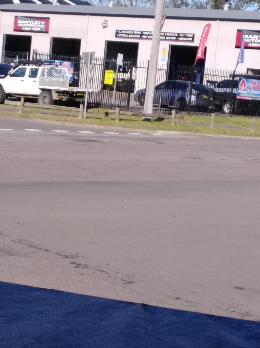 Bartlett Automotive aust Pty Ltd Raymond Terrace | car repair | 13 Kangaroo St, Raymond Terrace NSW 2324, Australia | 0249871666 OR +61 2 4987 1666
