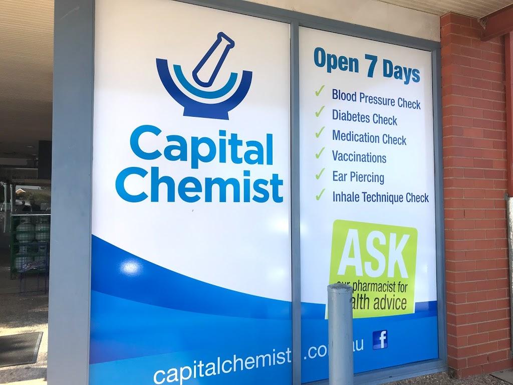 Capital Chemist Palmerston   health   Palmerston Shops, shop 6/2 Tiptree Cres, Palmerston ACT 2913, Australia   0262419710 OR +61 2 6241 9710