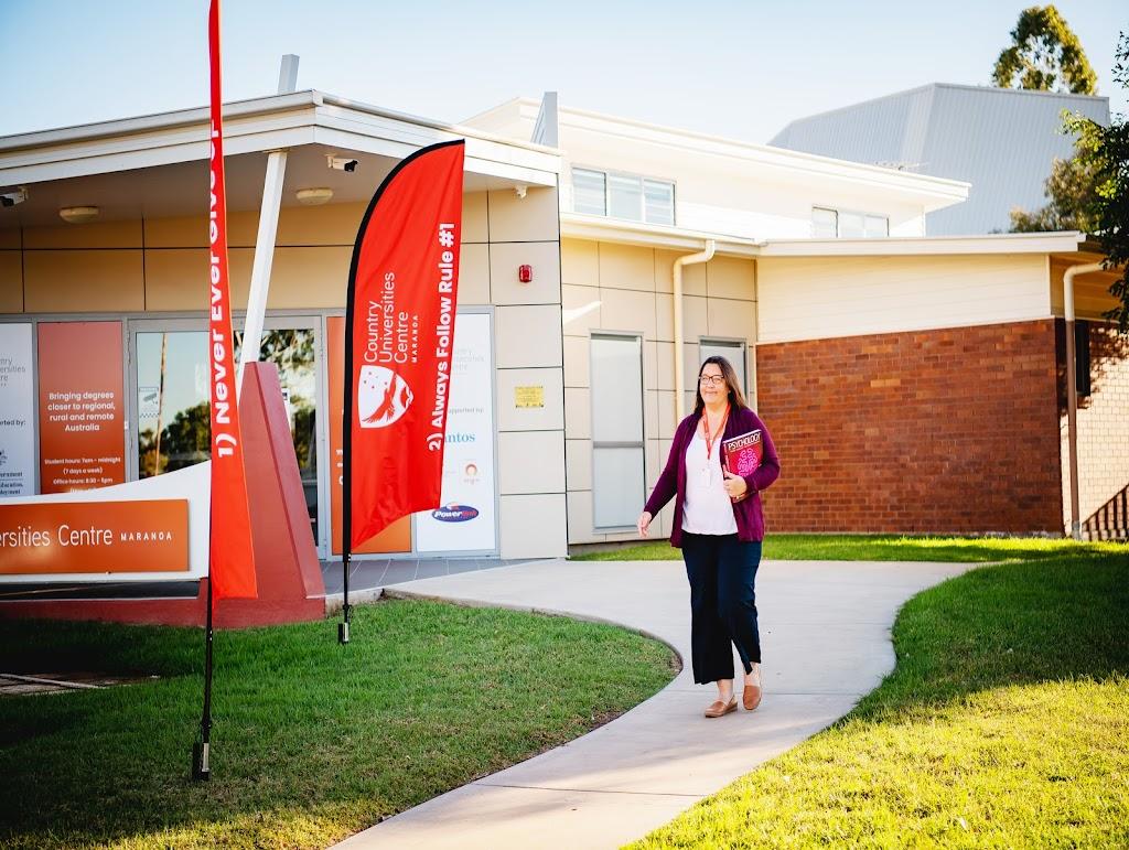 Country Universities Centre (CUC) Maranoa   point of interest   the Community Hub, PCYC/Tennis Courts Carpark, 57 Bungil St, Roma QLD 4455, Australia   0407033289 OR +61 407 033 289