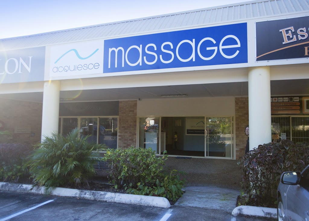 Acquiesce Massage Remedial Therapies | health | 5/5-9 Lakeshore Ave, Buderim QLD 4556, Australia | 0411053070 OR +61 411 053 070