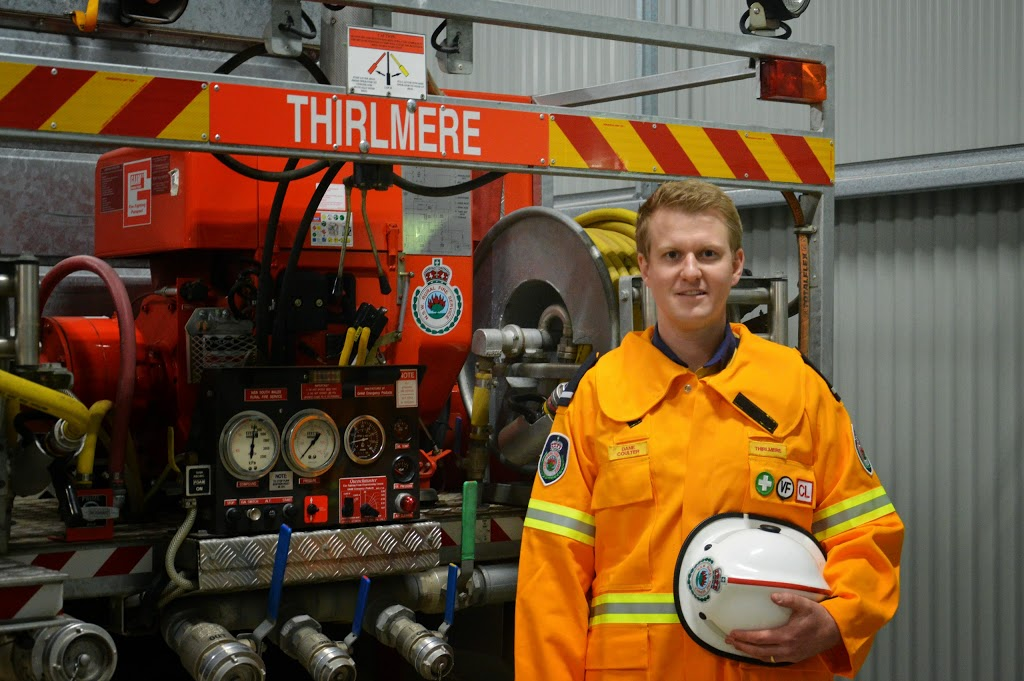 Thirlmere Rural Fire Brigade Station | fire station | 21 Mason St, Thirlmere NSW 2572, Australia | 0287415555 OR +61 2 8741 5555