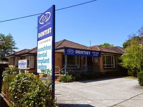 Sunshine Dental Group | dentist | 57 Devonshire Rd, Sunshine VIC 3020, Australia | 0393111056 OR +61 3 9311 1056