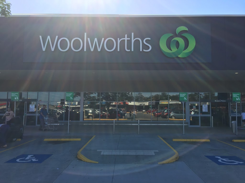Woolworths Browns Plains Westpoint | store | 8-24 Browns Plains Rd, Browns Plains QLD 4118, Australia | 0738262526 OR +61 7 3826 2526