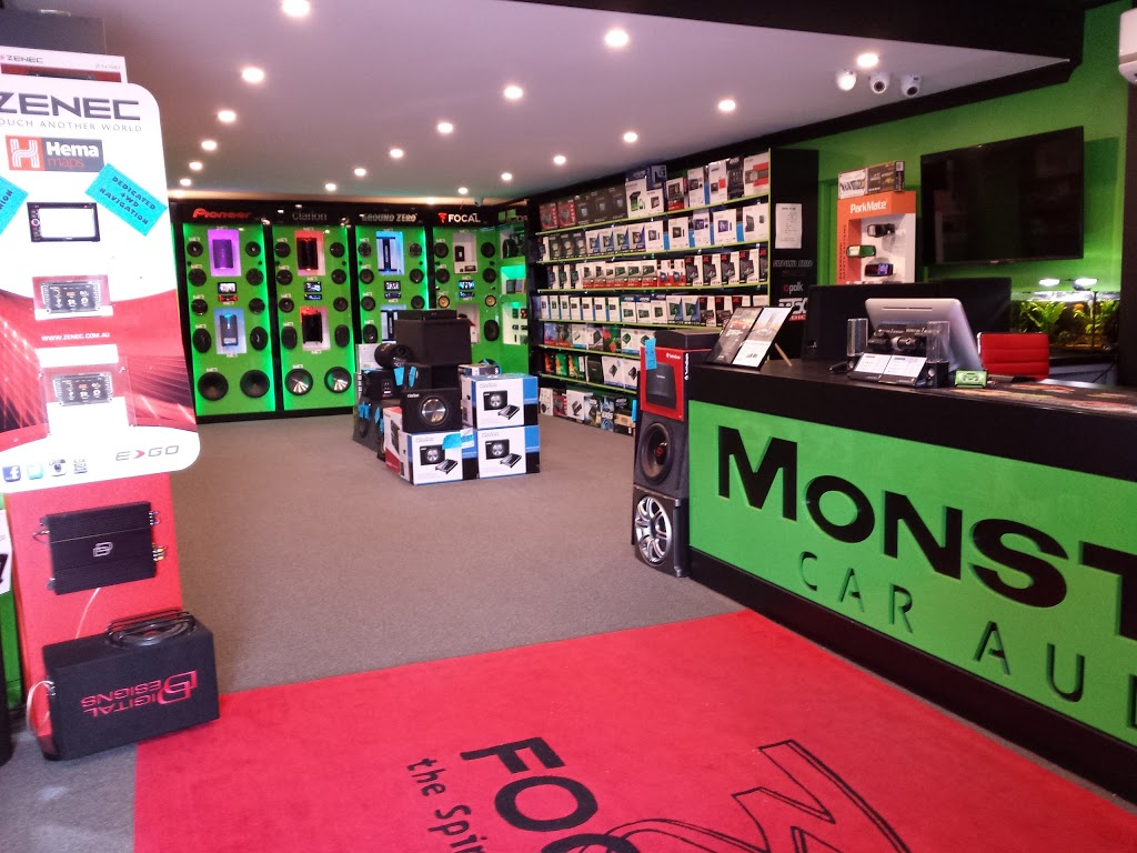 Monster Car Audio   electronics store   5/168 Pacific Hwy, Tuggerah NSW 2259, Australia   0243536677 OR +61 2 4353 6677