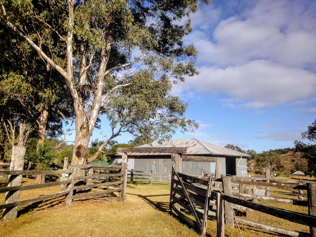 Lillybrook Camping Area (Western Trail Head) | campground | Coulson QLD 4310, Australia