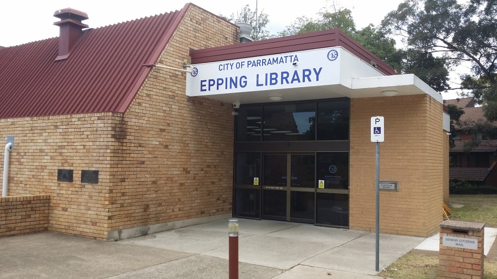 Epping Branch Library | library | Chambers Ct, Epping NSW 2121, Australia | 0298065843 OR +61 2 9806 5843