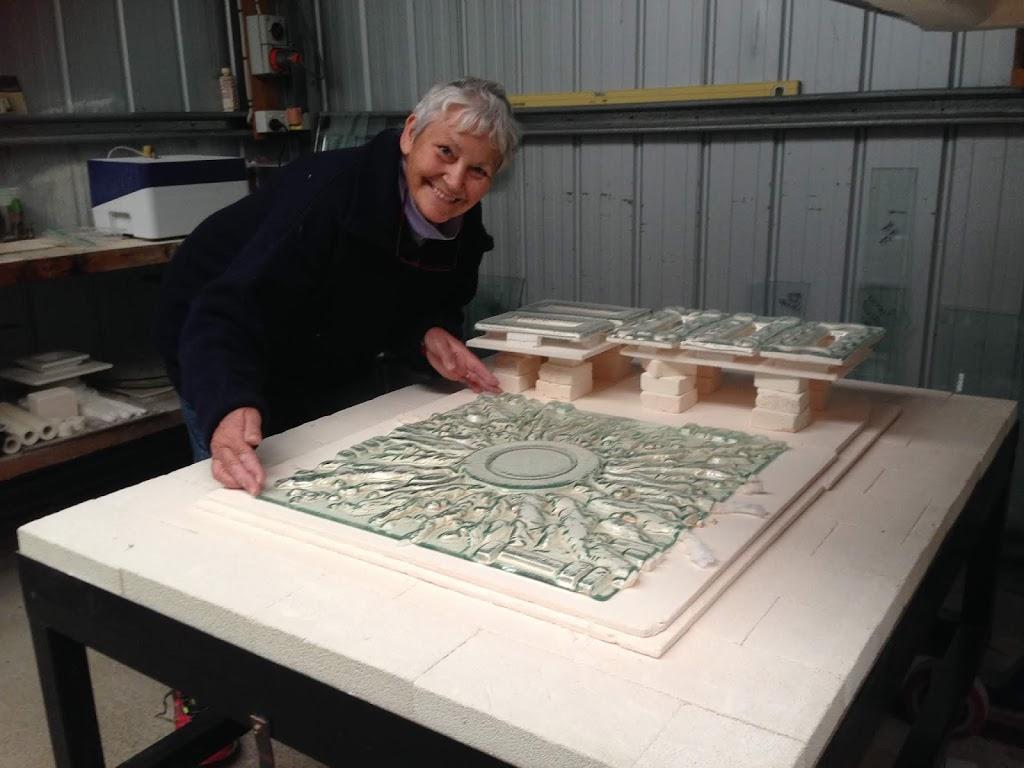 Jans Fine Glass   art gallery   8 Model Ln, Port Fairy VIC 3284, Australia   0428527896 OR +61 428 527 896