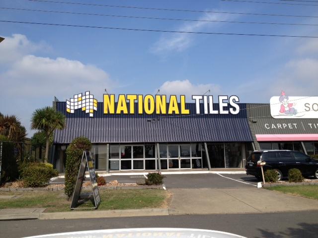 National Tiles Traralgon   home goods store   175 Argyle St, Traralgon VIC 3844, Australia   0351740888 OR +61 3 5174 0888