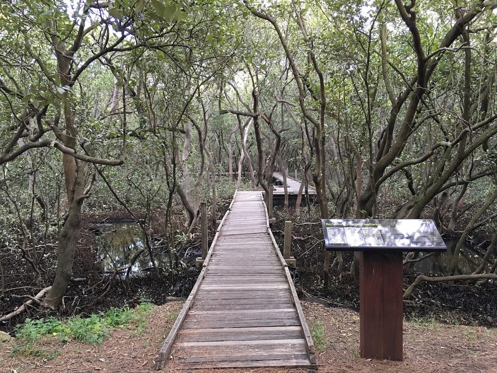 Badu Mangroves | park | Sydney Olympic Park NSW 2127, Australia
