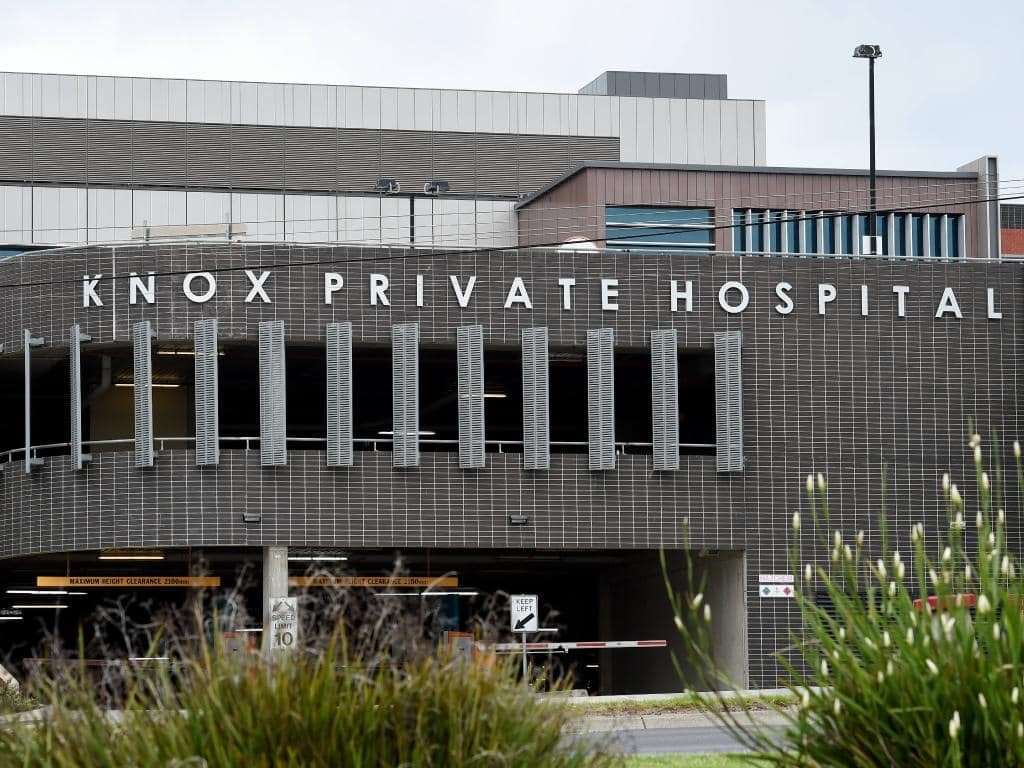 Knox Private Hospital   hospital   262 Mountain Hwy, Wantirna VIC 3152, Australia   0392107000 OR +61 3 9210 7000