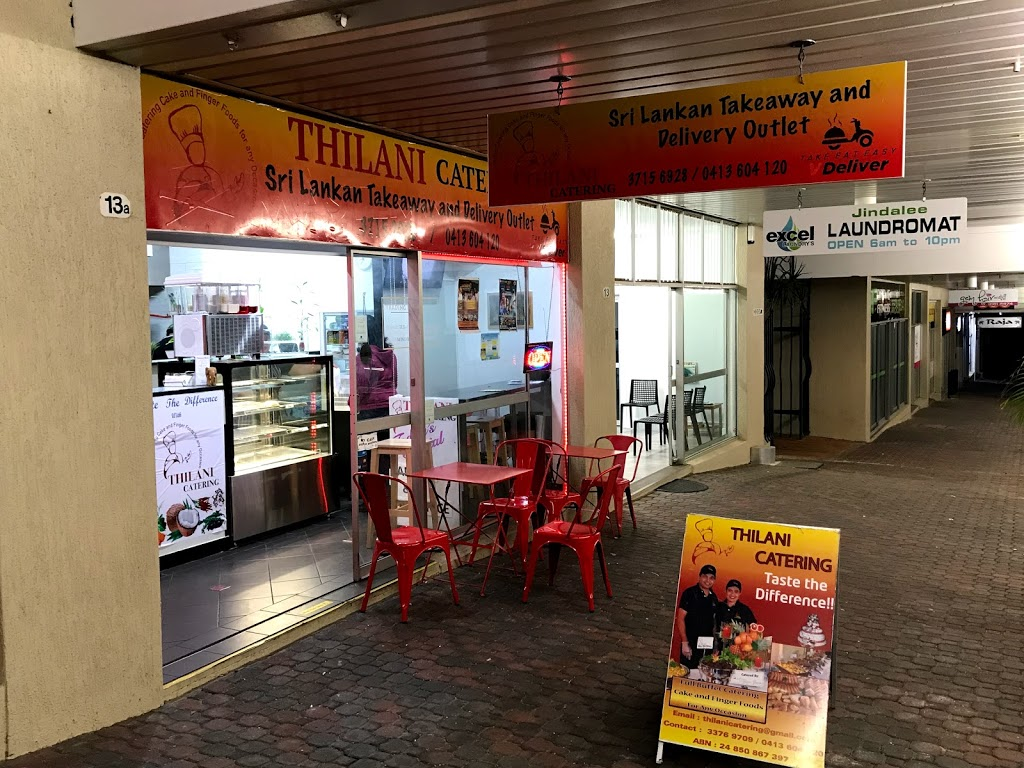 Thilani Catering Takeaway & Delivery Outlet | restaurant | 66 Curragundi Rd, Jindalee QLD 4074, Australia | 0737156928 OR +61 7 3715 6928