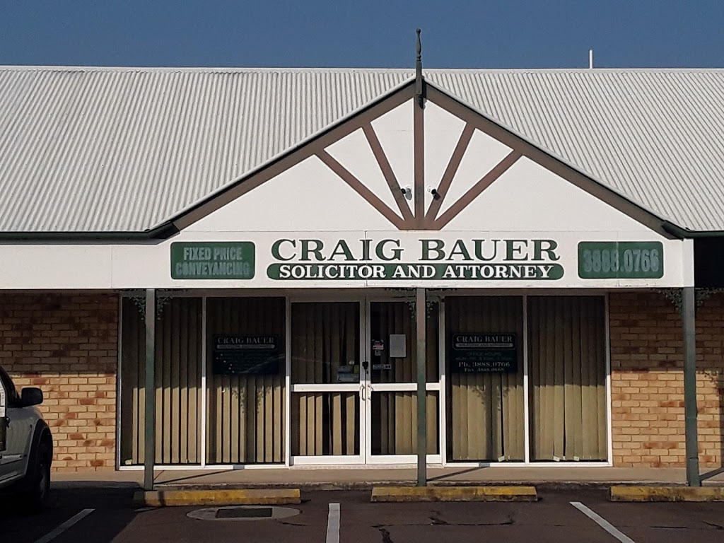 Craig Bauer | lawyer | Suite 6 Burpengary Business Centre, 33 Progress Road, Burpengary QLD 4505, Australia | 0738880766 OR +61 7 3888 0766