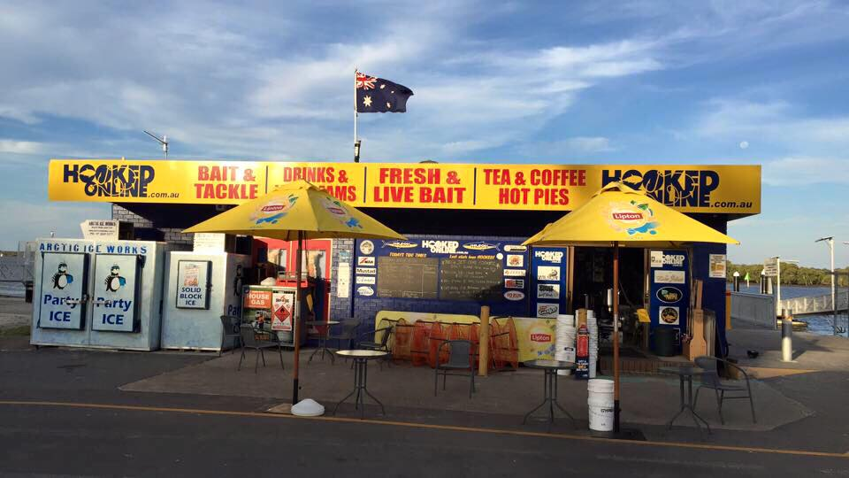Jacobs Well Bait Tackle & Marine | store | Waterfront Boat Ramp, Esplanade, Jacobs Well QLD 4208, Australia | 0755462608 OR +61 7 5546 2608