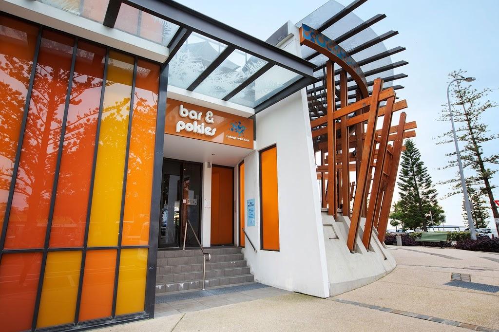 Burleigh Heads Hotel | restaurant | 4 The Esplanade, Burleigh Heads QLD 4220, Australia | 0755080500 OR +61 7 5508 0500