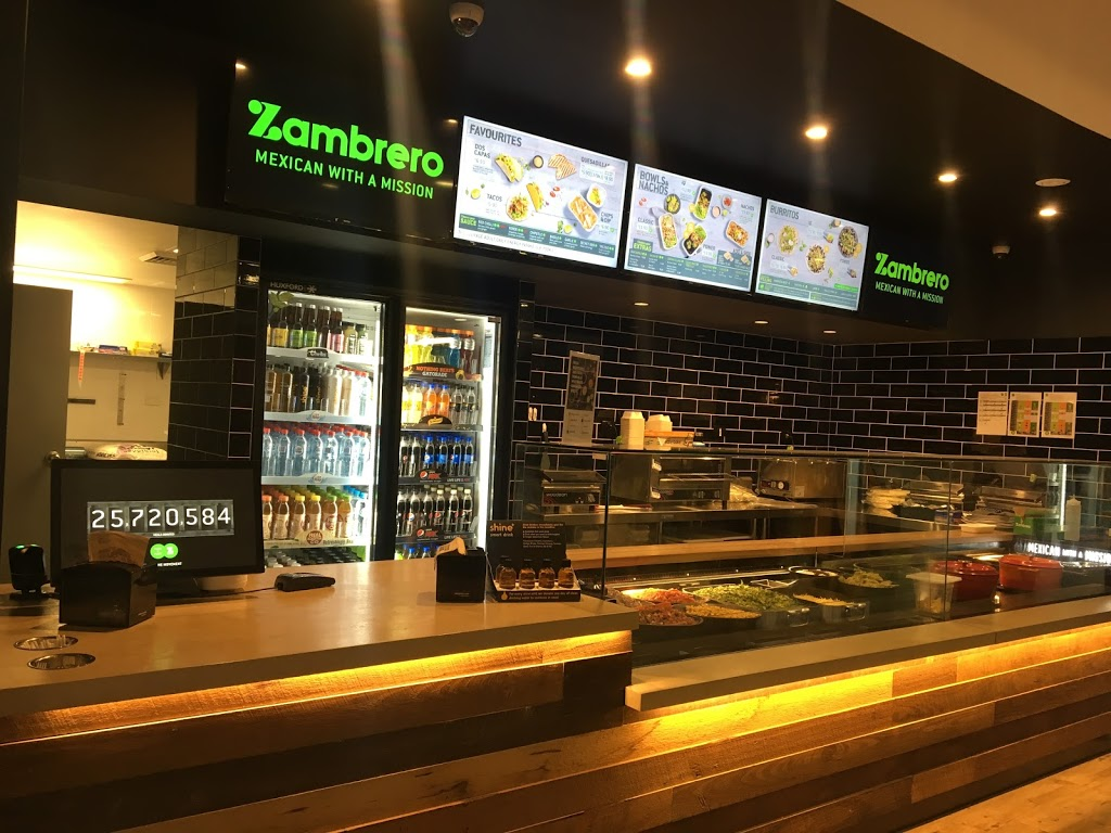 Zambrero UOW Wollongong | restaurant | Room GS6, Gound Floor UOW Pulse Building 11, University of Wollongong, Northfiel, Keiraville NSW 2522, Australia | 0242250248 OR +61 2 4225 0248