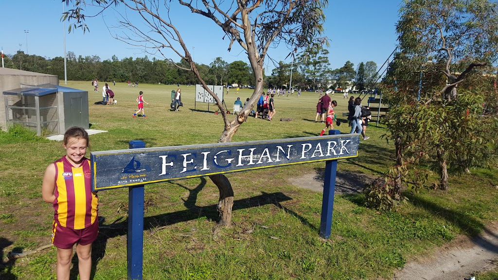 Feighan Oval | point of interest | Seaman Ave, Warners Bay NSW 2282, Australia | 49544707 OR +61 49544707