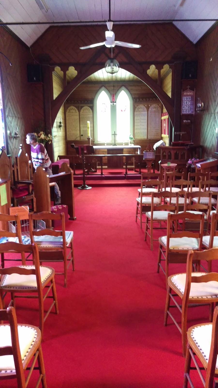 Saint Johns Anglican Church | church | 39-41 Stirling Rd, Metung VIC 3904, Australia