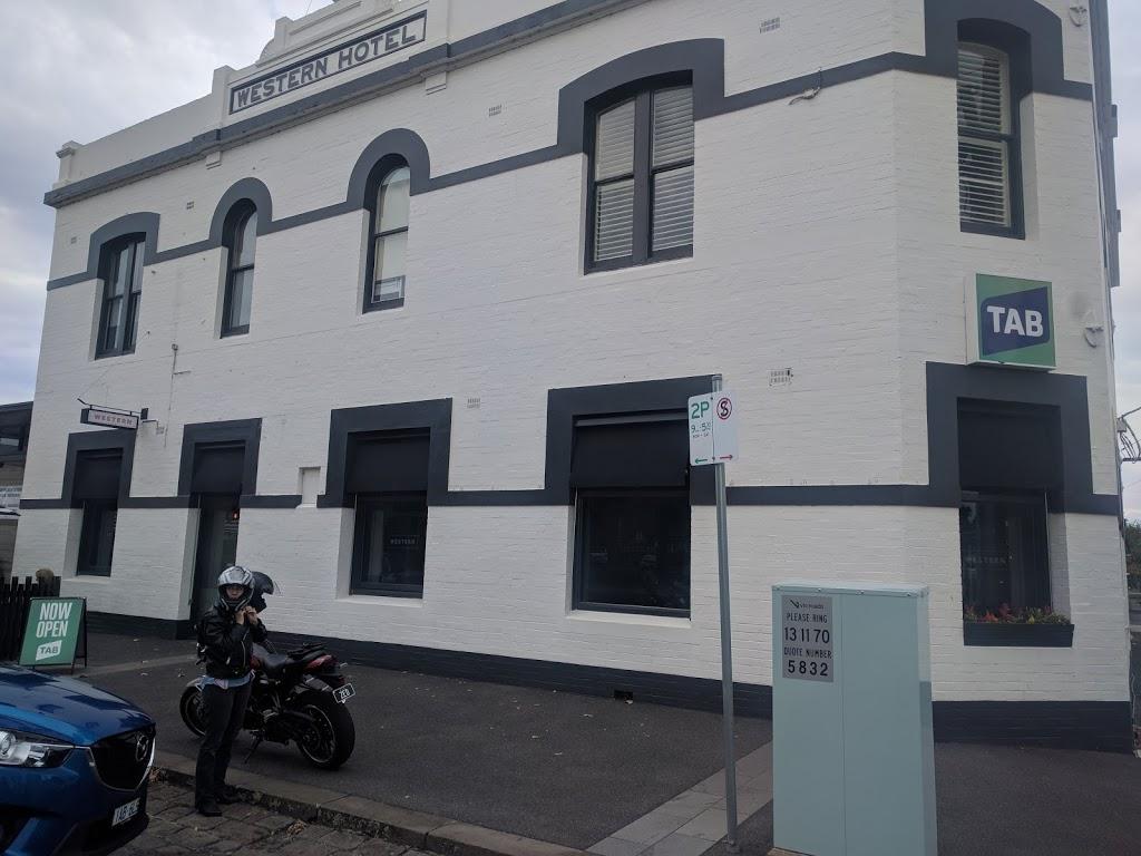 The Western Hotel   lodging   1221 Sturt St, Ballarat West VIC 3350, Australia   0353322218 OR +61 3 5332 2218