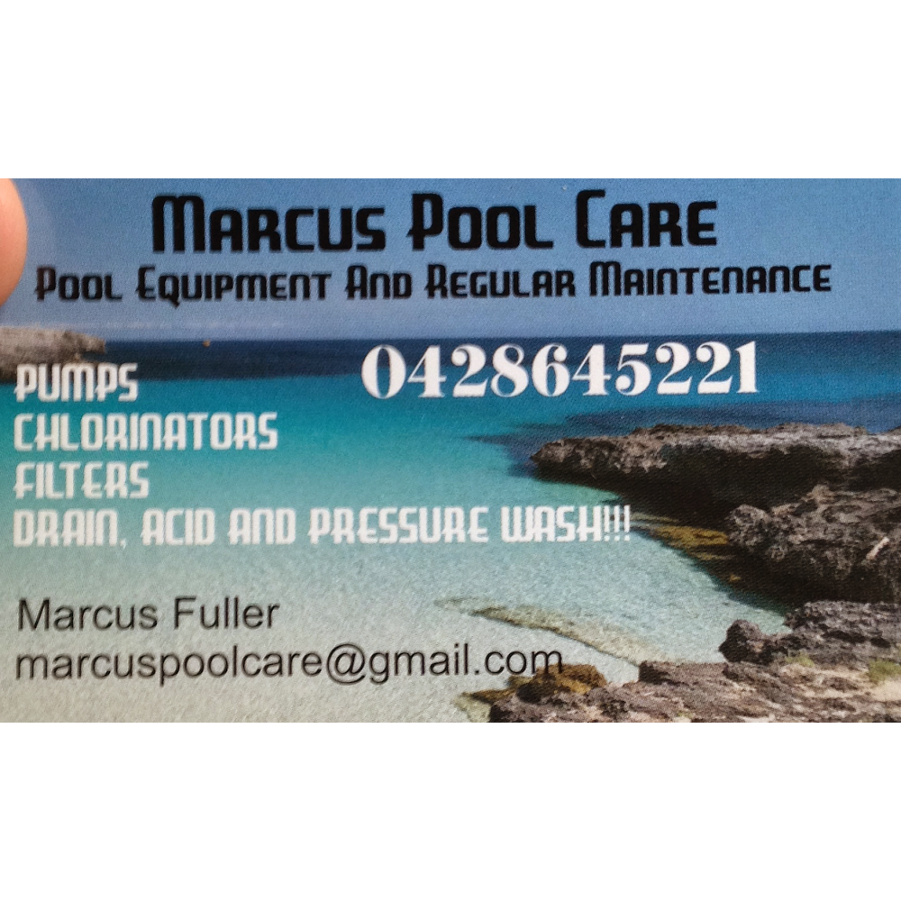 marcuspoolcare | point of interest | 27 Witherby Cres, Tamborine Mountain QLD 4271, Australia | 0428645221 OR +61 428 645 221