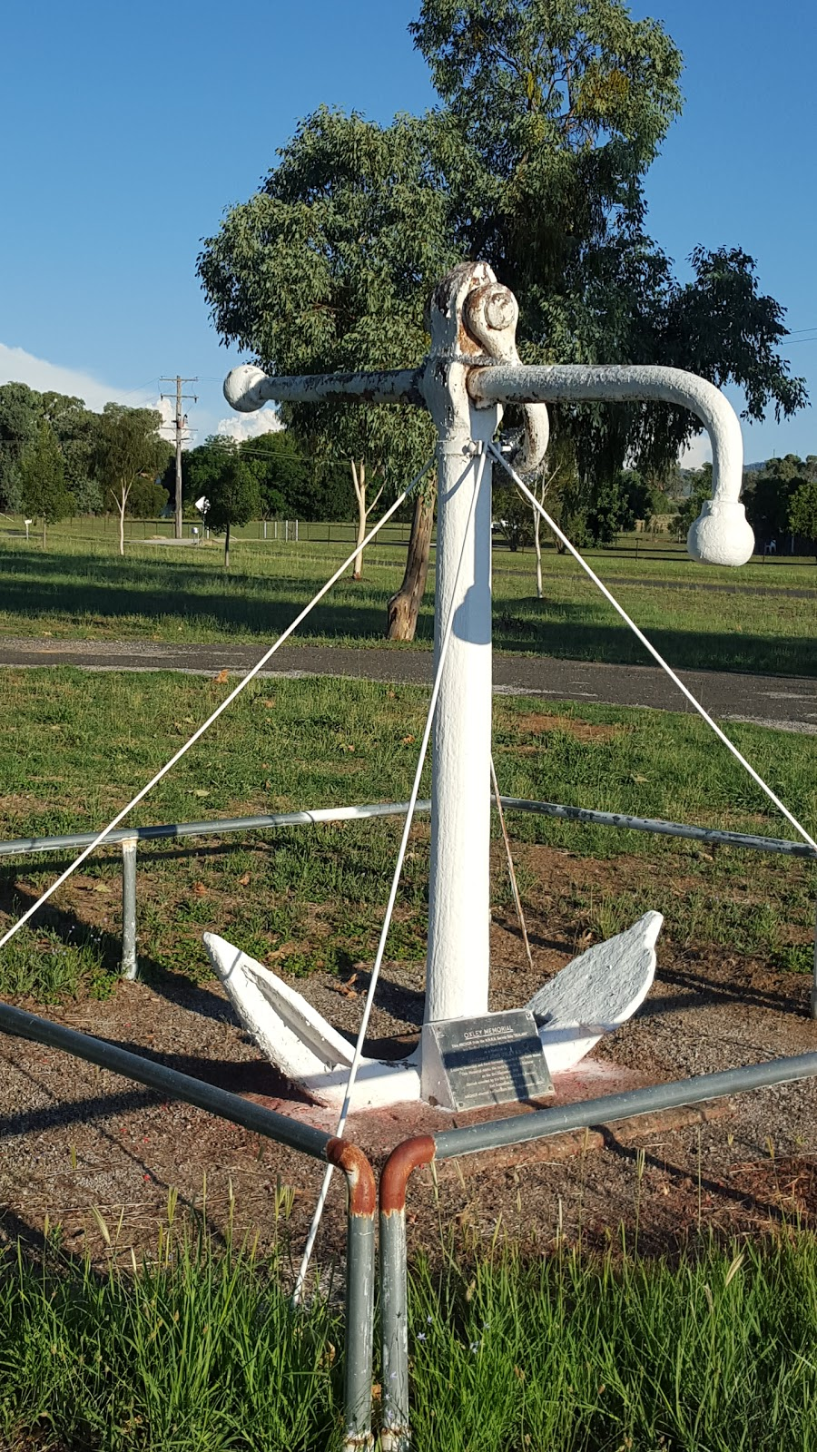 John Oxley memorial Anchor | museum | 11 Anchor Rd, Hallsville NSW 2340, Australia